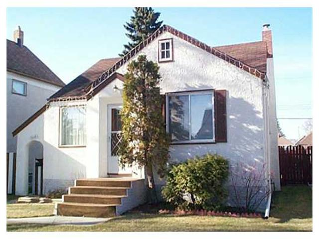 Main Photo: 608 BANNERMAN Avenue in WINNIPEG: North End Residential for sale (North West Winnipeg)  : MLS® # 2105829