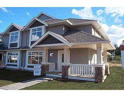 "Main Photo: 14 19148 124TH AV in Pitt Meadows: Mid Meadows Townhouse for sale in ""COUNTRY CROSSING"" : MLS®# V566948"