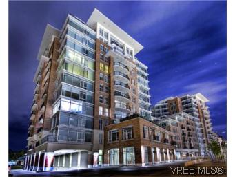 Main Photo: N807 737 Humboldt Street in VICTORIA: Vi Downtown Condo Apartment for sale (Victoria)  : MLS® # 257745