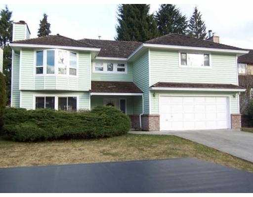 Main Photo: 3930 ROBIN Place in Port_Coquitlam: Oxford Heights House for sale (Port Coquitlam)  : MLS® # V751782