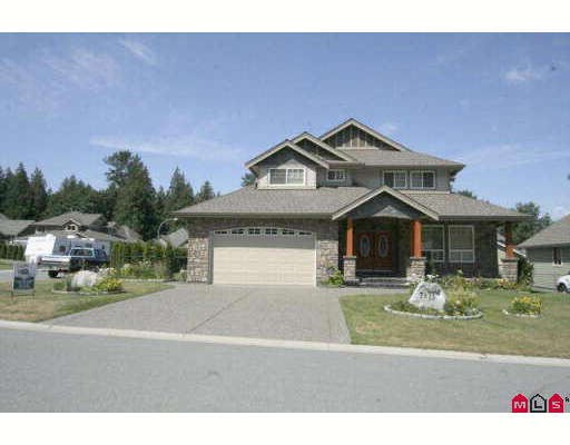 "Main Photo: 7971 PALMER Place in Chilliwack: Eastern Hillsides House for sale in ""ELK CREEK"" : MLS® # H2901259"