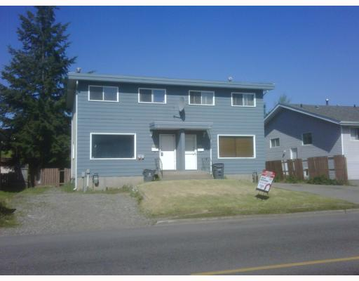 "Main Photo: 585 AHBAU Street in Prince_George: Spruceland House Duplex for sale in ""SPRUCELAND"" (PG City West (Zone 71))  : MLS® # N193186"