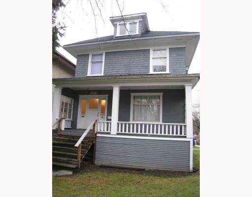 Main Photo: 2646 GLEN Drive in Vancouver: Mount Pleasant VE House for sale (Vancouver East)  : MLS(r) # V801814