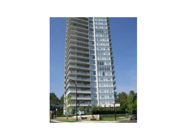"Main Photo: 803 2289 YUKON Crescent in Burnaby: Brentwood Park Condo for sale in ""WATERCOLOURS"" (Burnaby North)  : MLS® # V852869"