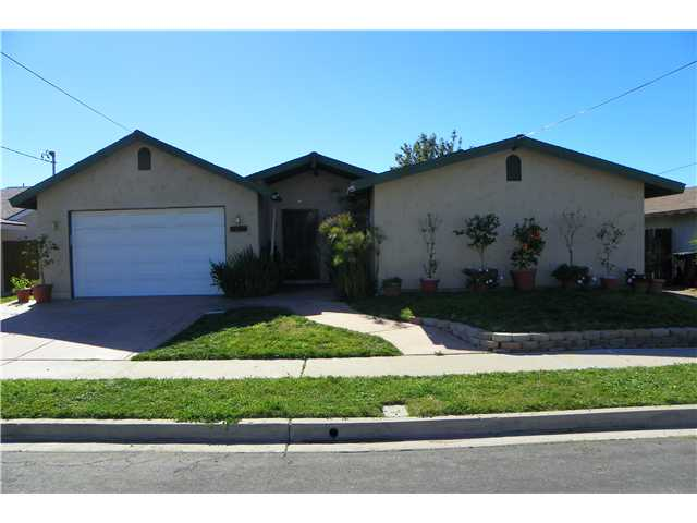 Main Photo: CLAIREMONT House for sale : 4 bedrooms : 4641 Mount Laudo in San Diego