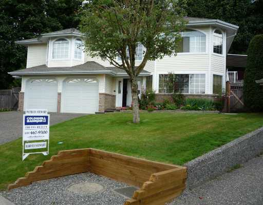 Main Photo: 12280 202ND Street in Maple_Ridge: Northwest Maple Ridge House for sale (Maple Ridge)  : MLS® # V730310