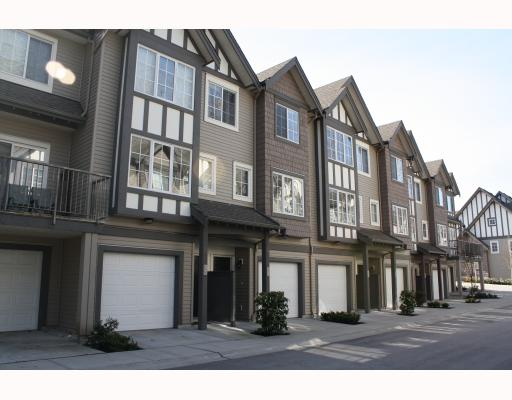 "Main Photo: 34 8533 CUMBERLAND Place in Burnaby: The Crest Townhouse for sale in ""CHANCERY LANE"" (Burnaby East)  : MLS® # V758418"