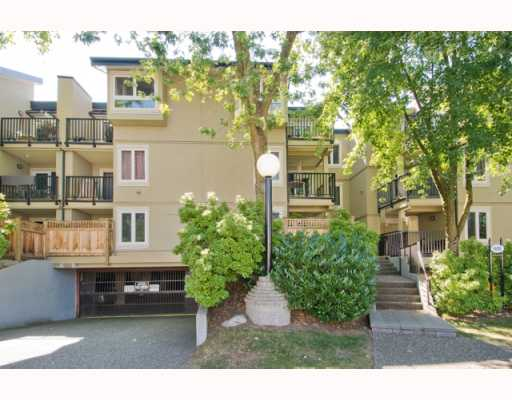 "Main Photo: 107 1450 E 7TH Avenue in Vancouver: Grandview VE Condo for sale in ""RIDGEWAY PLACE"" (Vancouver East)  : MLS®# V763686"