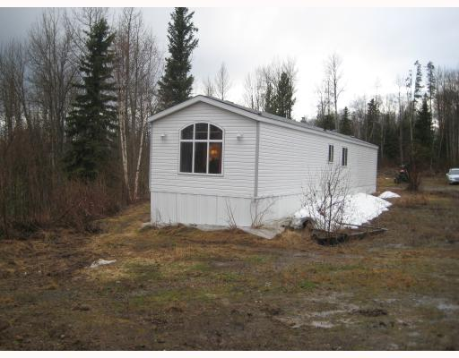 Main Photo: 5605 REID LAKE Road in Prince_George: Reid Lake Manufactured Home for sale (PG Rural North (Zone 76))  : MLS®# N191756