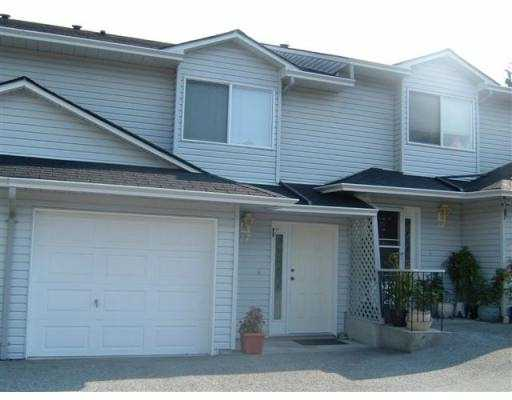 Main Photo: 17 5706 EBBTIDE ST in Sechelt: Sechelt District Townhouse for sale (Sunshine Coast)  : MLS® # V556433
