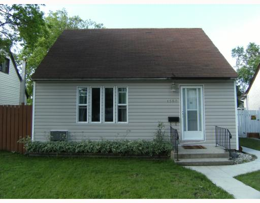 Main Photo: 1580 MANITOBA Avenue in WINNIPEG: North End Residential for sale (North West Winnipeg)  : MLS(r) # 2913623