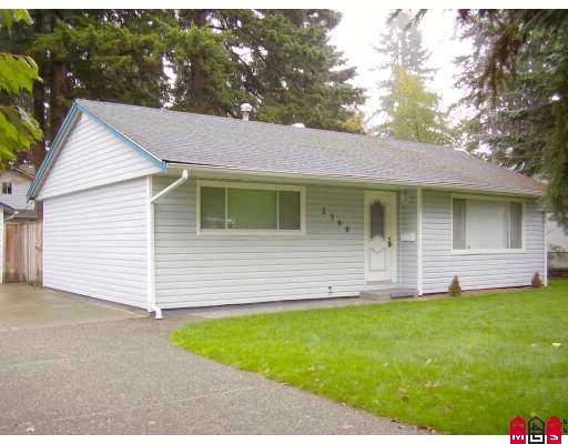 Main Photo: 2300 153RD Street in Surrey: King George Corridor House for sale (South Surrey White Rock)  : MLS® # F1000644