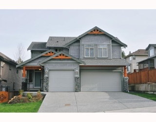 "Main Photo: 24623 KIMOLA Drive in Maple Ridge: Albion House for sale in ""HIGHLAND FOREST"" : MLS® # V812463"