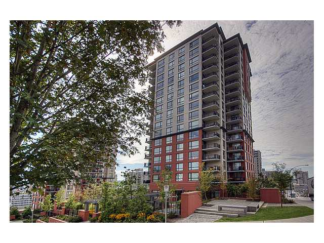 Main Photo: 1102 814 ROYAL Avenue in New Westminster: Downtown NW Condo for sale : MLS® # V849770