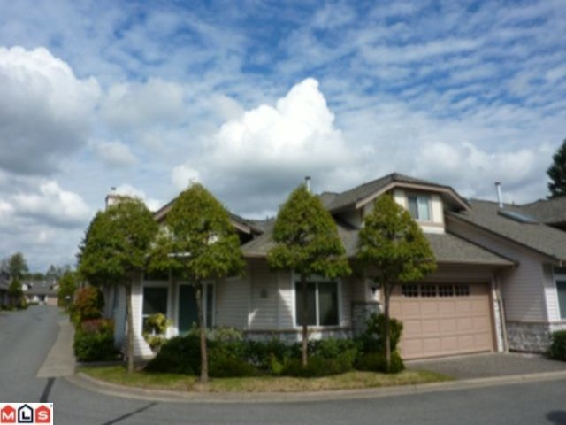 "Main Photo: 28 16325 82ND Avenue in Surrey: Fleetwood Tynehead Townhouse for sale in ""HAMPTON WOODS"" : MLS®# F1023548"