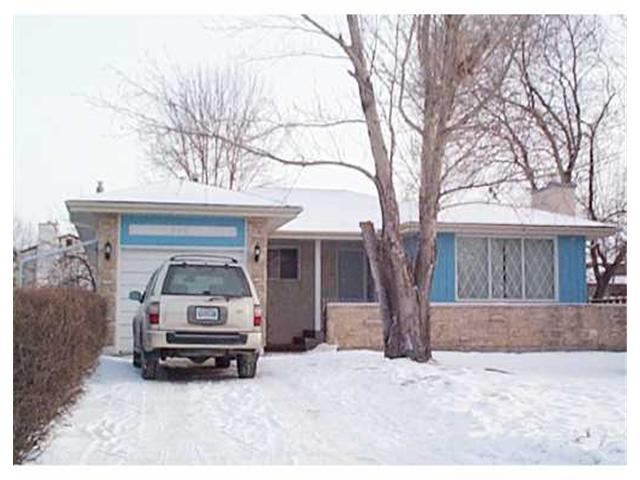 Main Photo: 209 ROCHESTER Avenue in WINNIPEG: Fort Garry / Whyte Ridge / St Norbert Residential for sale (South Winnipeg)  : MLS(r) # 2202297