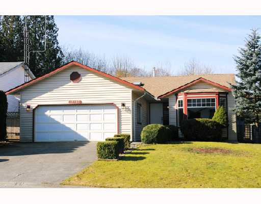 Main Photo: 12387 EDGE Street in Maple_Ridge: East Central House for sale (Maple Ridge)  : MLS(r) # V738728