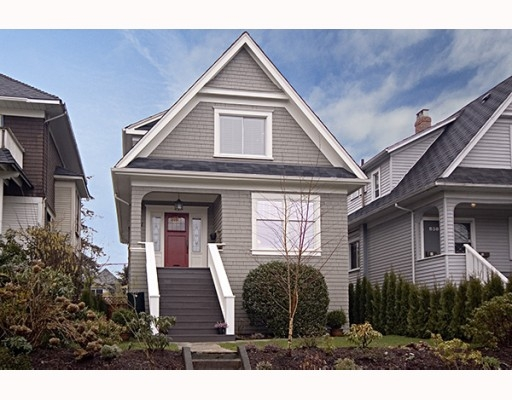 Main Photo: 842 E 11TH Avenue in Vancouver: Mount Pleasant VE House for sale (Vancouver East)  : MLS® # V758135