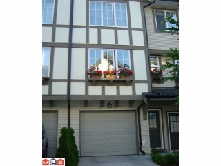 "Main Photo: 47 20875 80TH Avenue in Langley: Willoughby Heights Townhouse for sale in ""PEPPERWOOD"" : MLS® # F1006399"