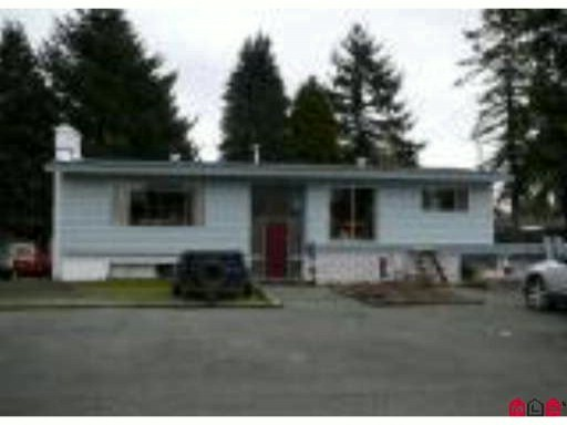 "Main Photo: 2272 BAKERVIEW Street in Abbotsford: Abbotsford West House for sale in ""Clearbrook"" : MLS® # F1012365"