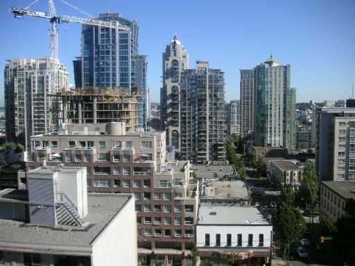 "Main Photo: 1106 789 DRAKE ST in Vancouver: Downtown VW Condo for sale in ""CENTURY TOWER"" (Vancouver West)  : MLS® # V607879"