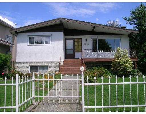 Main Photo: 3369 E 49TH Avenue in Vancouver: Killarney VE House for sale (Vancouver East)  : MLS® # V741013