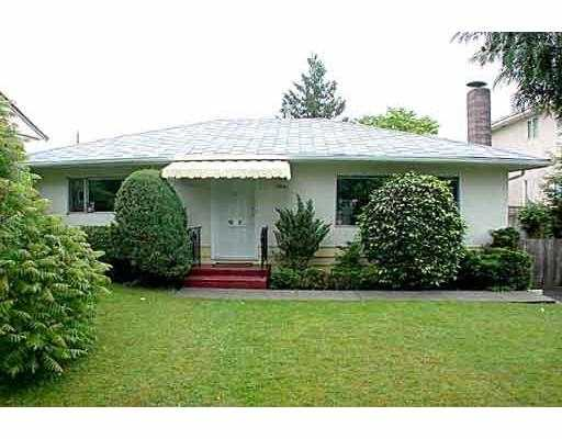 Main Photo: 1164 SPERLING Avenue in Burnaby: Sperling-Duthie House for sale (Burnaby North)  : MLS® # V776051