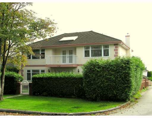 "Main Photo: 488 W 62ND Avenue in Vancouver: Marpole House for sale in ""MARPOLO"" (Vancouver West)  : MLS® # V782716"