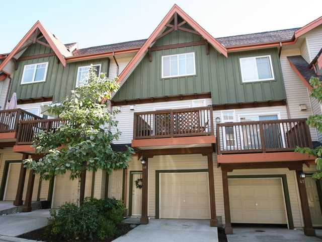 "Main Photo: 48 2000 PANORAMA Drive in Port Moody: Heritage Woods PM Townhouse for sale in ""MOUNTAIN'S EDGE"" : MLS® # V852937"