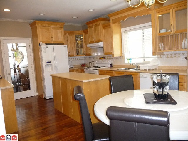 Photo 5: 3431 PROMONTORY Court in Abbotsford: Abbotsford West House for sale : MLS® # F1025991