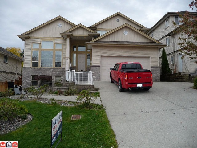 Main Photo: 3431 PROMONTORY Court in Abbotsford: Abbotsford West House for sale : MLS® # F1025991