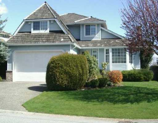 Main Photo: 1235 NUGGET ST in Port Coquiltam: Citadel PQ House for sale (Port Coquitlam)  : MLS® # V583953