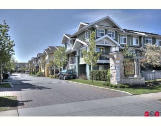 "Main Photo: 154 15236 36TH Avenue in Surrey: Morgan Creek Townhouse for sale in ""SUNDANCE"" (South Surrey White Rock)  : MLS®# F2909350"