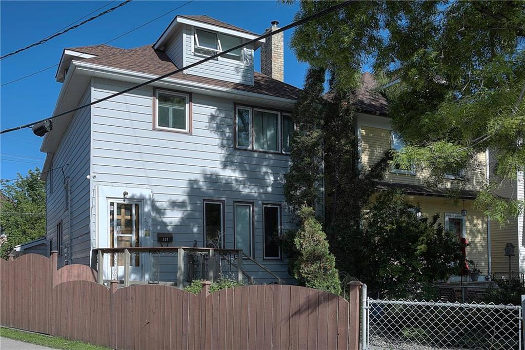 FEATURED LISTING: 537 Stiles Street Winnipeg