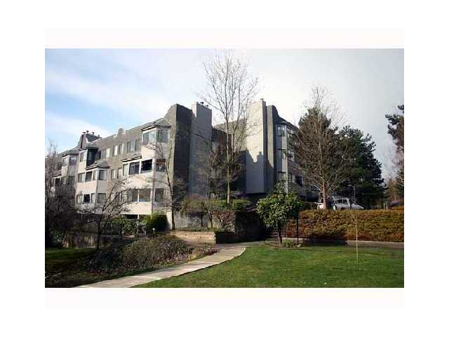 "Main Photo: 406 9890 MANCHESTER Drive in Burnaby: Cariboo Condo for sale in ""BROOKSIDE COURT"" (Burnaby North)  : MLS® # V829892"