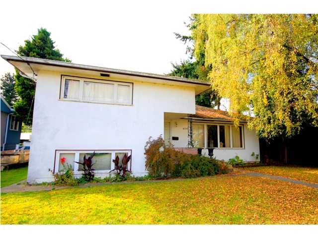 Main Photo: 4242 HURST Street in Burnaby: Metrotown House for sale (Burnaby South)  : MLS(r) # V850066