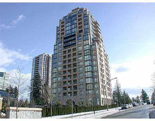 "Main Photo: 7388 SANDBORNE Ave in Burnaby: South Slope Condo for sale in ""MAYFAIR PLACE"" (Burnaby South)  : MLS® # V597055"