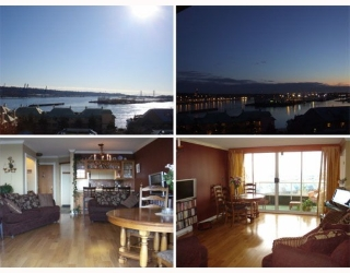 "Main Photo: 805 1045 QUAYSIDE Drive in New_Westminster: Quay Condo for sale in ""QUAYSIDE TOWER 1"" (New Westminster)  : MLS® # V753213"