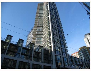 "Main Photo: # 802 1255 SEYMOUR ST in Vancouver: Downtown VW Condo for sale in ""ELAN"" (Vancouver West)  : MLS®# V762481"
