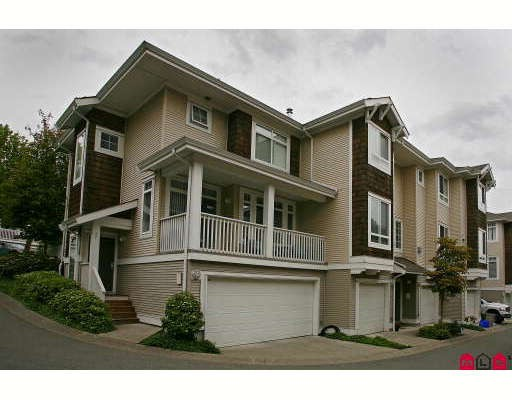 "Main Photo: 38 15030 58TH Avenue in Surrey: Sullivan Station Townhouse for sale in ""SUMMERLEAF"" : MLS®# F2910550"