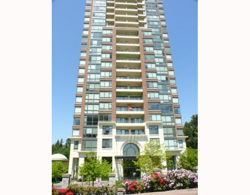 "Main Photo: 1408 6837 STATION HILL Drive in Burnaby: South Slope Condo for sale in ""THE CLARIDGES - CITY IN THE PARK"" (Burnaby South)  : MLS® # V770790"