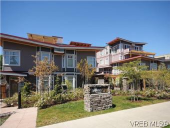 Main Photo: 305 1510 Hillside Avenue in VICTORIA: Vi Oaklands Condo Apartment for sale (Victoria)  : MLS® # 281396