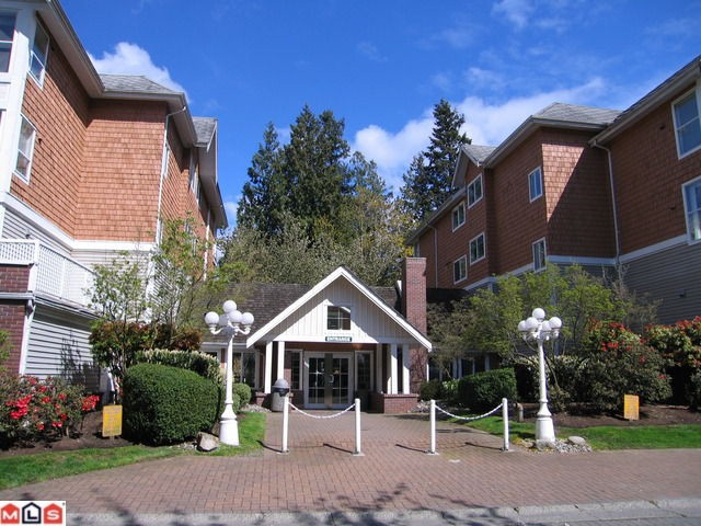 "Main Photo: 319 9626 148TH Street in Surrey: Guildford Condo for sale in ""HARTFORD WOODS"" (North Surrey)  : MLS(r) # F1022380"