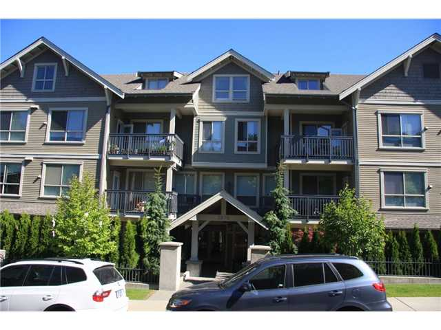 "Photo 2: 202 3895 SANDELL Street in Burnaby: Central Park BS Condo for sale in ""CLARK HOUSE"" (Burnaby South)  : MLS® # V867276"
