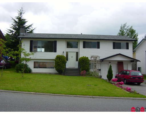 Main Photo: 3279 CHEHALIS Drive in Abbotsford: Abbotsford West House for sale : MLS® # F2817910