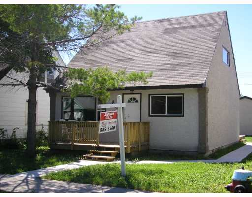 Main Photo: 614 CHALMERS Avenue in WINNIPEG: East Kildonan Residential for sale (North East Winnipeg)  : MLS® # 2713453