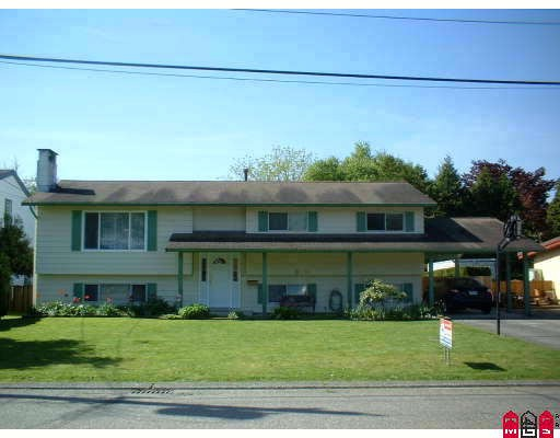 Main Photo: 6964 FRASER Drive: Agassiz House for sale : MLS® # H2805676