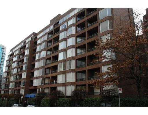 "Main Photo: 506 950 DRAKE Street in Vancouver: Downtown VW Condo for sale in ""ANCHOR POINT II"" (Vancouver West)  : MLS® # V755470"