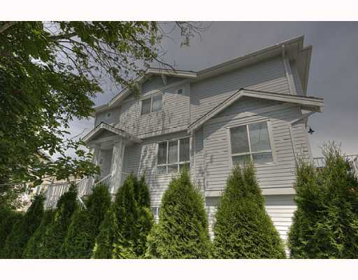 "Main Photo: 1 4791 STEVESTON Highway in Richmond: Steveston North Townhouse for sale in ""RANSCOMBE MEWS"" : MLS(r) # V781667"