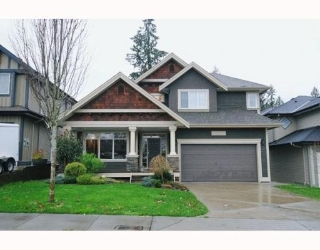 "Main Photo: 24227 MCCLURE Drive in Maple Ridge: Albion House for sale in ""MAPLE CREST"" : MLS® # V798232"